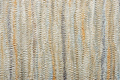 Beige wallpaper texture Royalty Free Stock Photography
