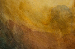 Beige watercolor texture Stock Image
