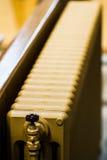 Beige Waterradiator Stock Foto's