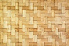 Beige wattled wooden texture Stock Photo