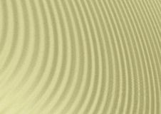 Beige wavy fabric texture abstract background Stock Images