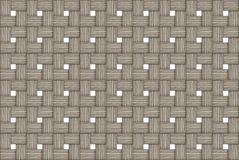 Beige weathered cloth wooden woven background light monochrome woven with white squares windows infinite row royalty free stock photo