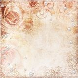 Beige wedding background Royalty Free Stock Photo