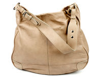 Beige Women Bag Stock Photos