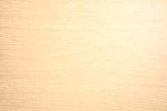 Beige wood textur för bakgrund Arkivfoto