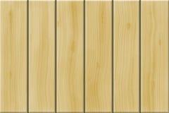 BEIGE WOODEN PLANKS. Background of beige wood divided into planks royalty free illustration