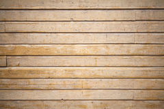 Beige wooden wall surface. Background texture Royalty Free Stock Photo