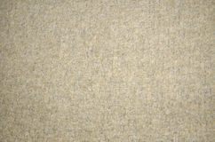 Beige wool background Stock Photography