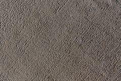 Beige yttersida för färgmurbrukvägg Royaltyfria Foton