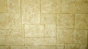 Beigea rektanglar för textur av olika format Royaltyfri Foto