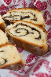 Beigli, hungarian poppy seed and walnut rolls Stock Images