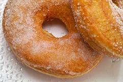 Beignet de sucre (2) Photo libre de droits