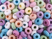 beignet de sucrerie Images stock
