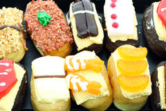 Beignet de sushi Photos libres de droits