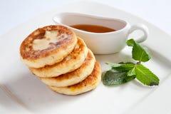 Beignets de fromage Image stock