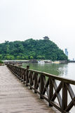 Beigu bay scenery Royalty Free Stock Images