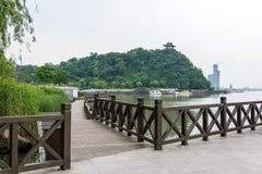Beigu bay scenery Stock Photos