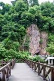 Beigu bay scenery Royalty Free Stock Image