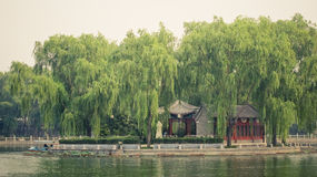 Beihai imperial park Royalty Free Stock Photo