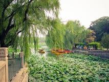 Beihai imperial park Stock Image