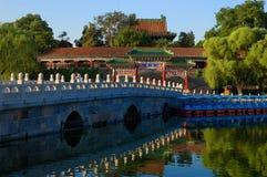 The Beihai Park Royalty Free Stock Photography