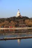 Beihai park in Beijing royalty free stock photography