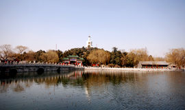 Beihai Park(Beijing) Stock Photo