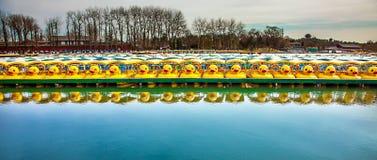 Beihai Park in Beijing China Stock Image
