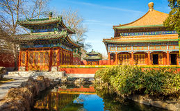 Beihai Park Beijing China. Beihai Park Beijing North China Stock Image