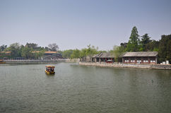 Beihai Park, Beijing Royalty Free Stock Photo