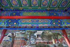 Beihai Park Beijing. North China Stock Image