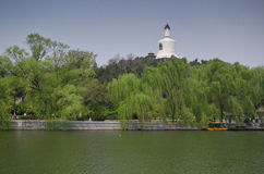 Beihai Park, Beijing Royalty Free Stock Photos