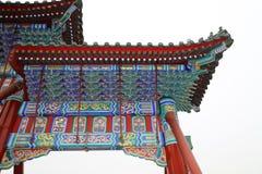 Beihai Park -- is an imperial garden in Beijing Stock Photos