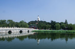 Beihai Park 2 Royalty Free Stock Images