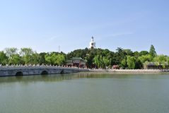 Beihai Park Stock Photos