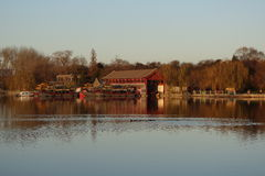 Beihaipark, Peking Royalty-vrije Stock Fotografie