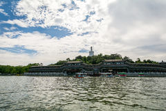 Beihei Park in Summer in Beijing, China Royalty Free Stock Photography