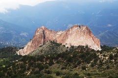 Beijando camelos - Colorado Springs Imagens de Stock Royalty Free