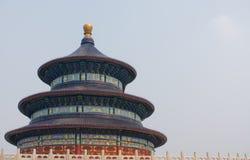 beijing świątynia porcelanowa niebiańska Obraz Stock