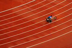 beijing 2008 spelar paralympic Royaltyfria Bilder