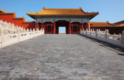 beijing  Royalty Free Stock Photography