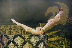 Beijing acrobats Stock Image