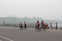 Beijing Air Pollution Stock Images