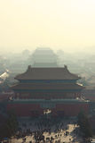 Beijing Air Pollution Stock Photos