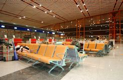 Free Beijing Airport, China. Royalty Free Stock Images - 16507929