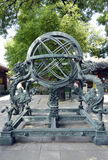 Beijing Ancient Observatory Royalty Free Stock Photography