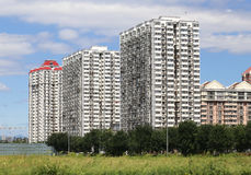 Beijing Apartment Royalty Free Stock Photography