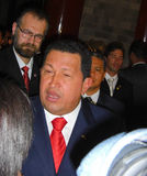 Hugo Chavez Stock Photography