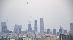 Beijing architectures Stock Photos