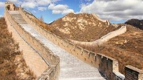 Beijing Badaling Great Wall. Eastphoto, tukuchina,  Beijing Badaling Great Wall Royalty Free Stock Photography